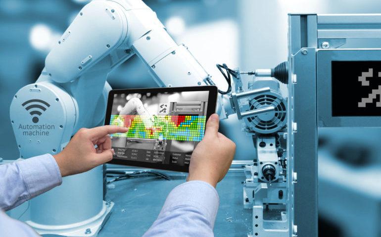 Kompleksowe rozwiązania z zakresu robotyki
