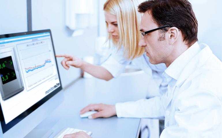 MonitorM2M umożliwia analizę monitoringu temperatur