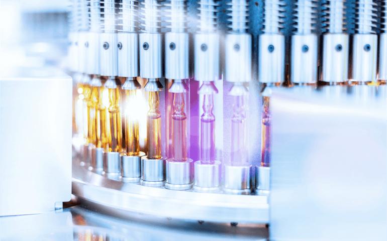 produkcja leków