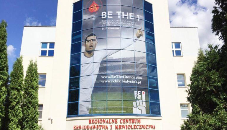 Case study z wprowadzenia rowiązania CoolSystems w Centrum Krwiodawstwa w Białymstoku